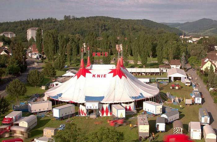 Национальный цирк Кни (Швейцария, 1803 год