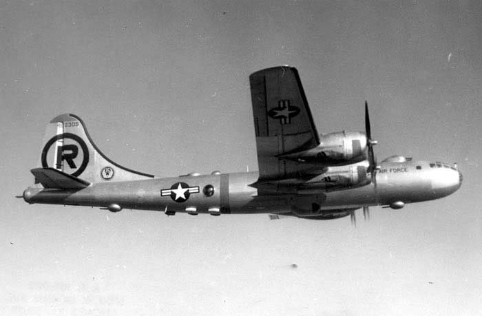 Boeing B-52 «Суперкрепость»