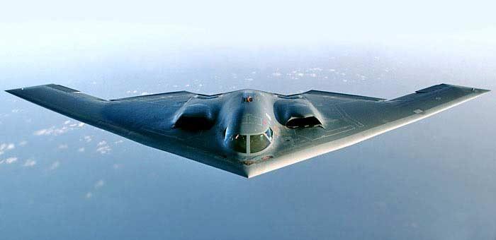 Northrop B-2 «Дух»