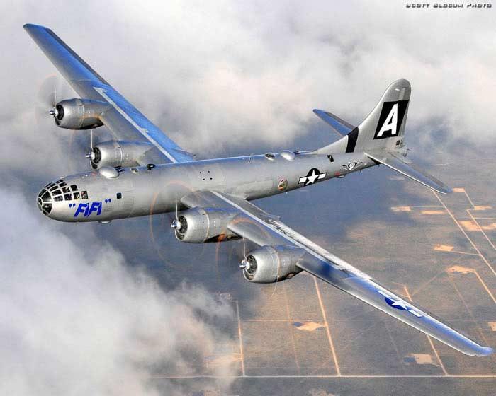 Boeing B-29 «Суперкрепость»