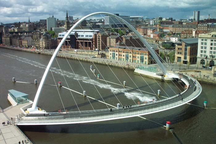 10 Необычных мостов мира