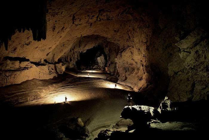 пещеры Крубера (Вороньей пещеры)