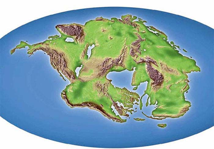 На Земле открыт новый континент?