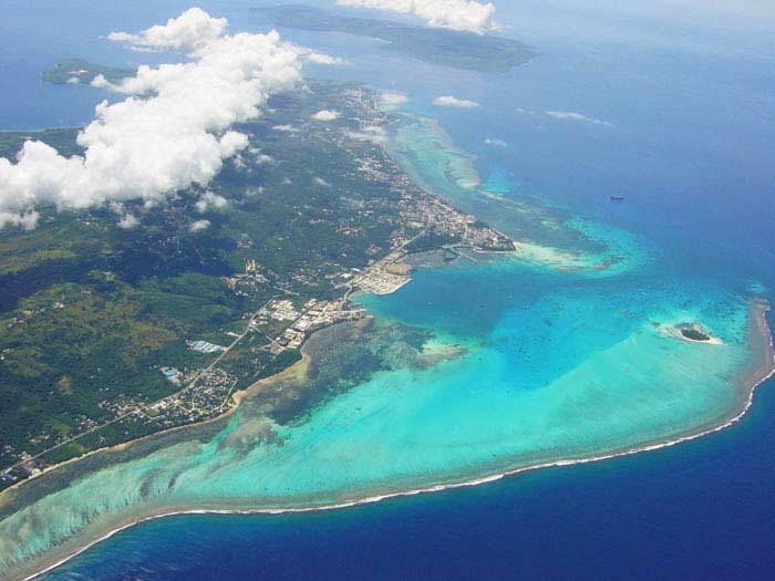 Гонзало де Виго, остров Сейпан