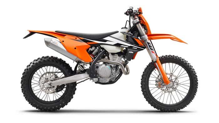 KTM мотоциклы