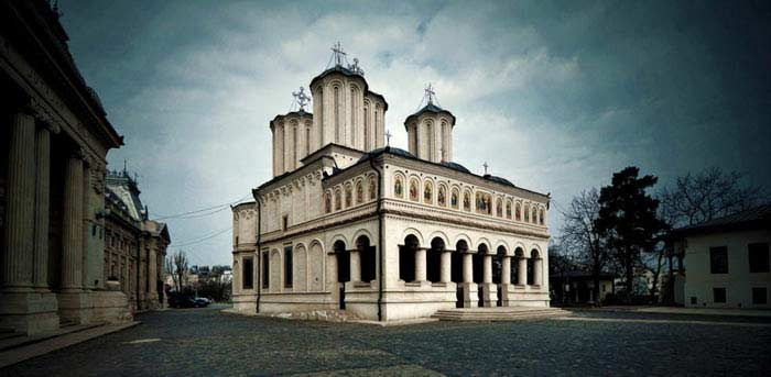 Румынская православная церковь