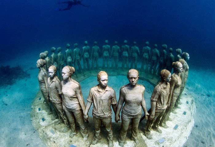 Топ 10 Самых загадочных подводных сооружений