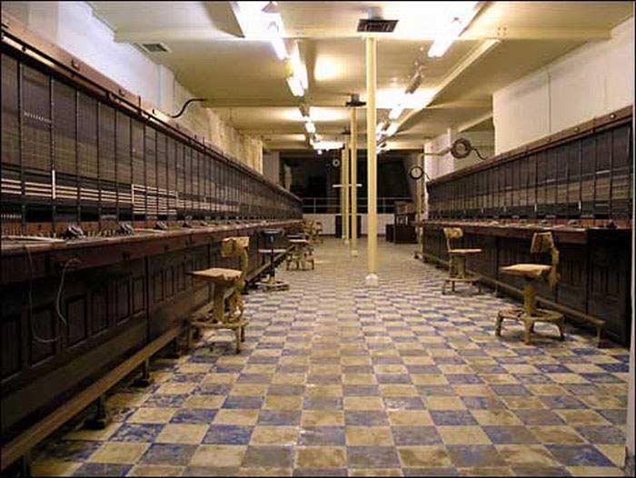 Бункер Берлингтон (Англия)