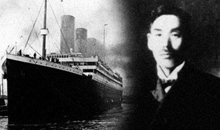 Единственный японец, который выжил при крушении Титаника