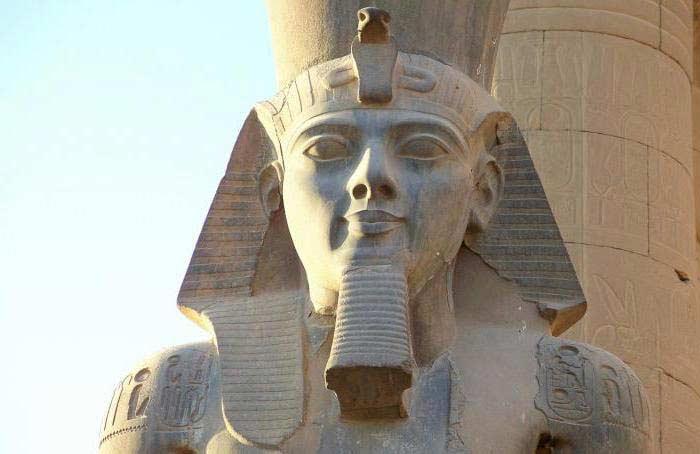 Рамсес Египетский