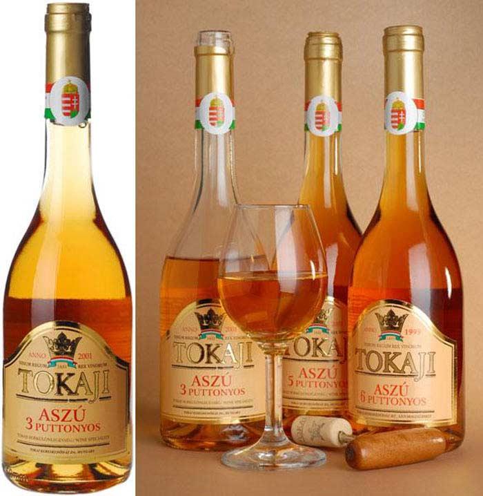 Топ 10 Самых популярных вин Венгрии