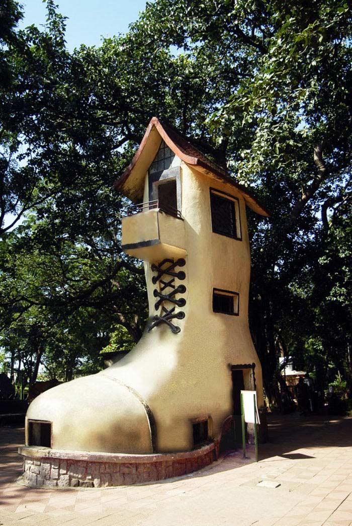 Парк имени туфли