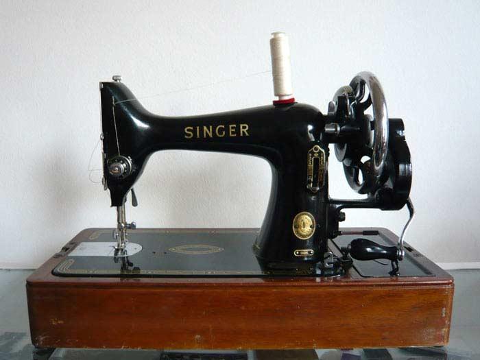 Зингер: 53 модели швейных машинок