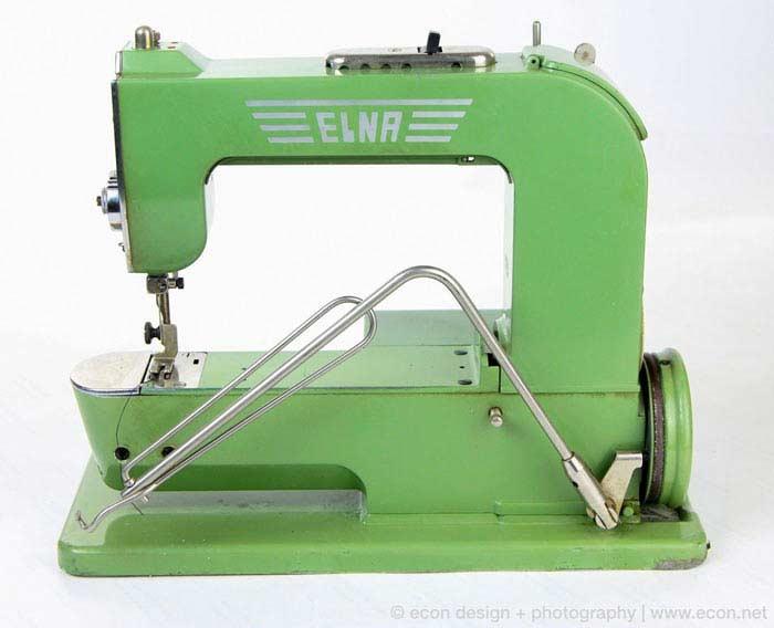 Elna: 19 моделей швейных машинок