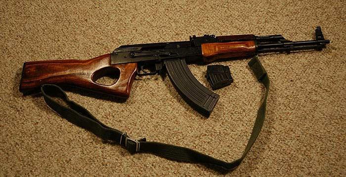 Maadi AK-47 (Египет)