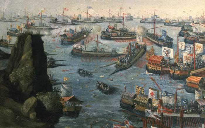 Топ 10 Самых больших морских сражений