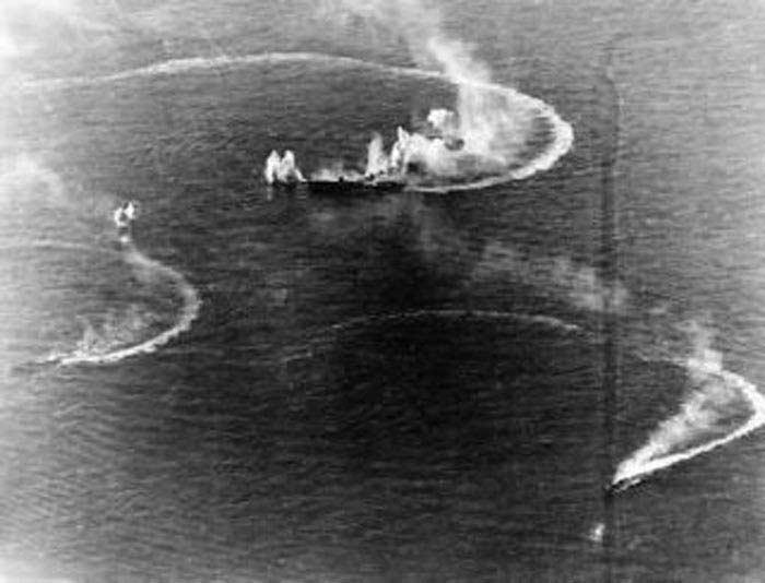 Битва при Мариинских островах