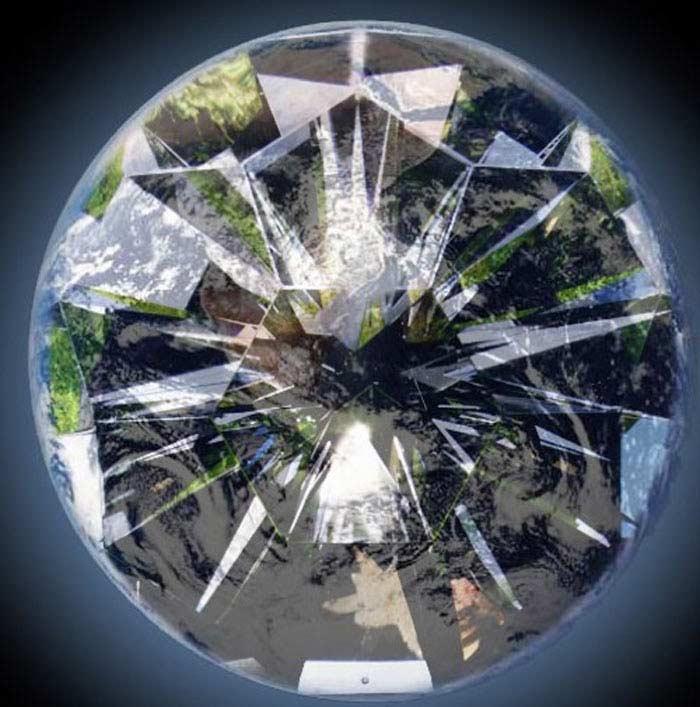 Планета-алмаз