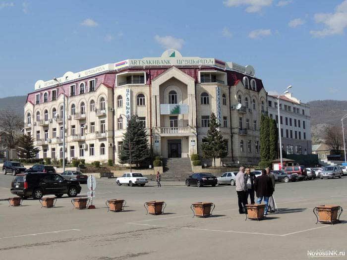 Нагорная Карабахская Республика