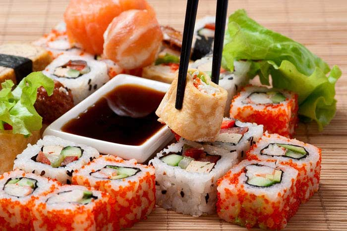 Запрет на приготовление суши
