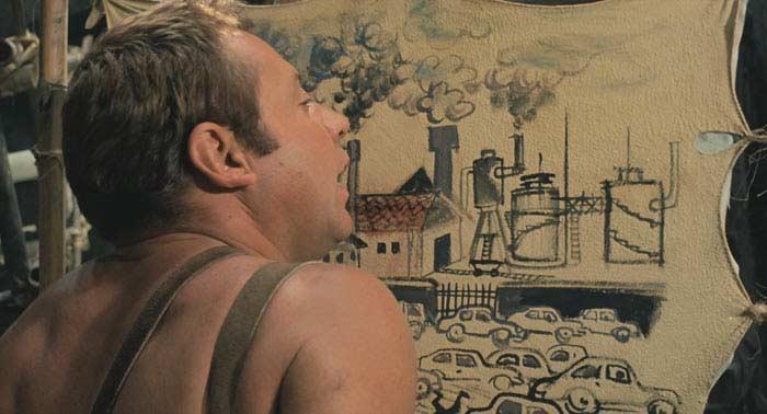 Синьор Робинзон, 1976, Италия