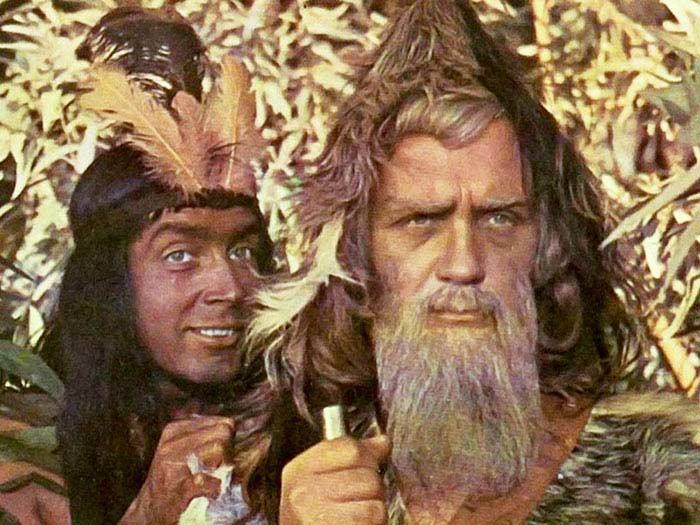 Жизнь и удивительные приключения Робинзона Крузо, 1972, ССС