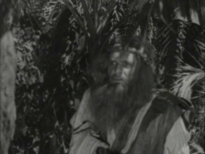 Робинзон Крузо, 1947, СССР