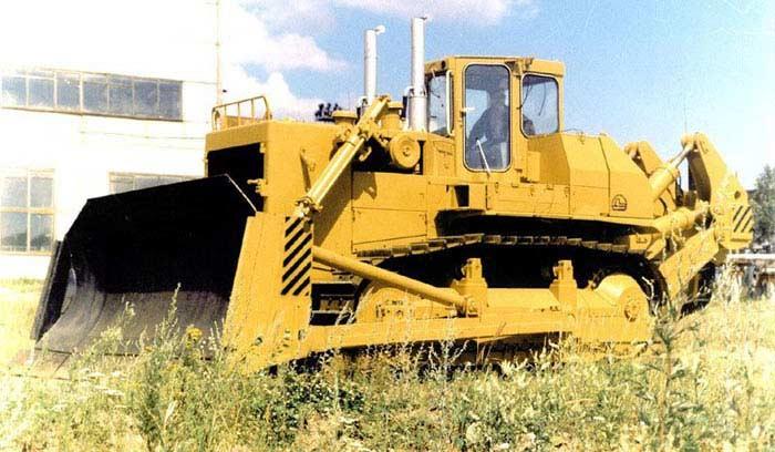 Промтрактор T-50.01