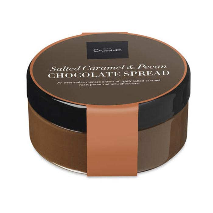 Hotel Chocolat Salted Caramel & Pecan Chocolate Spread