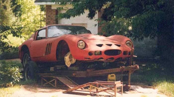 Ferrari 250GTO 1962 года