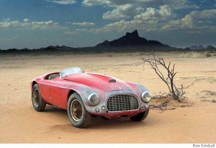 Ferrari 166MM 1949 года
