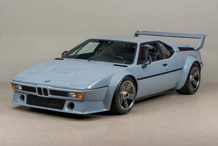 BMW M1 1981 года