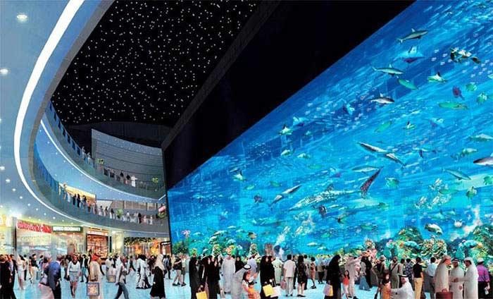 Топ 10 Самых больших магазинов в мире