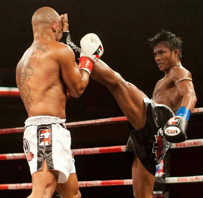 Муай Тай или Тайский бокс