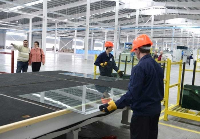 Китай контролирует более 34% мирового рынка стекла