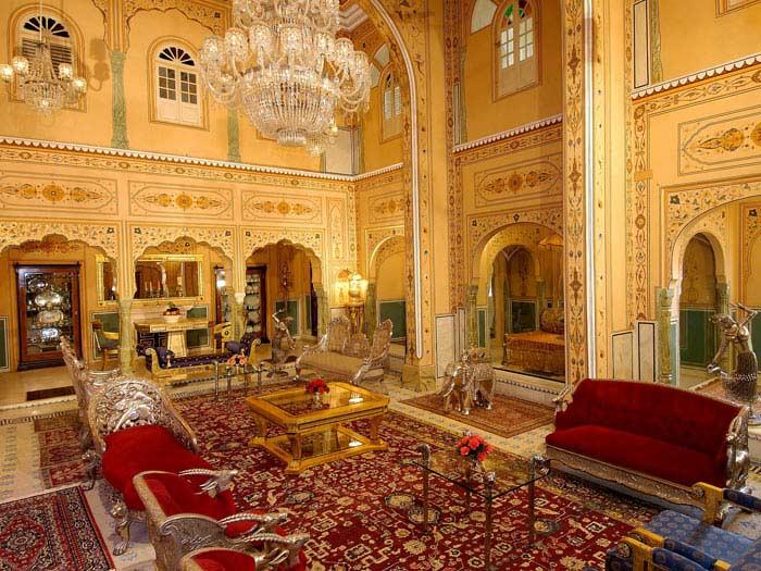 Отель «Raja Mahal»