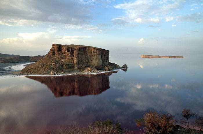 Топ 10 Самых соленых озер