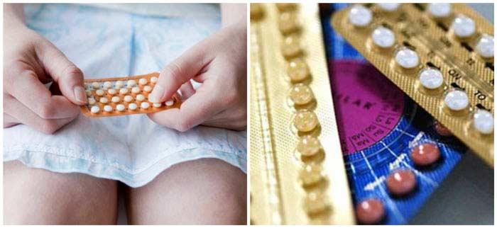 Гормональные противозачаточные средства