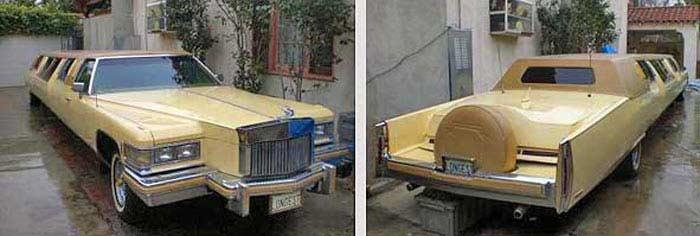 Лимузин Cadillac 1976