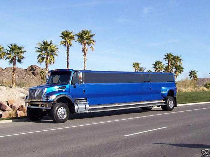 Лимузин «Большой синий»