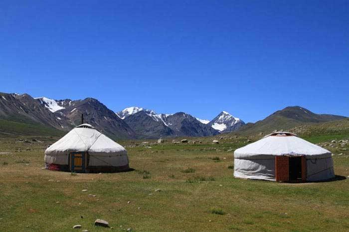 Размеры монгольской юрты