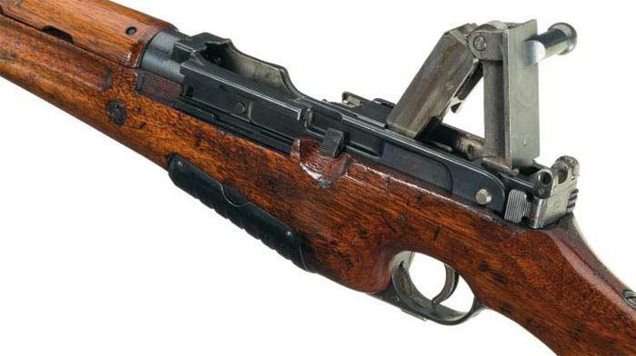Полуавтоматическая винтовка Pederson Self-Loading Rifle