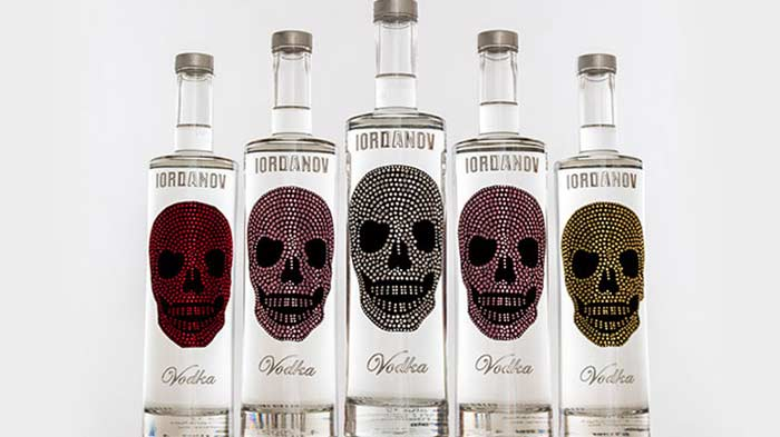 Iordanov Vodka – $4 353