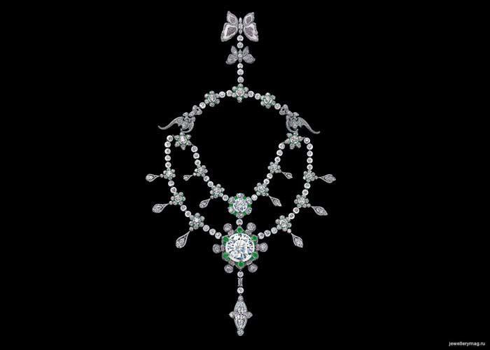 Самое дорогое коллекционное ожерелье