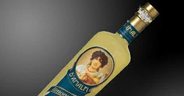 ликер D'Amalfi Limoncello Supreme