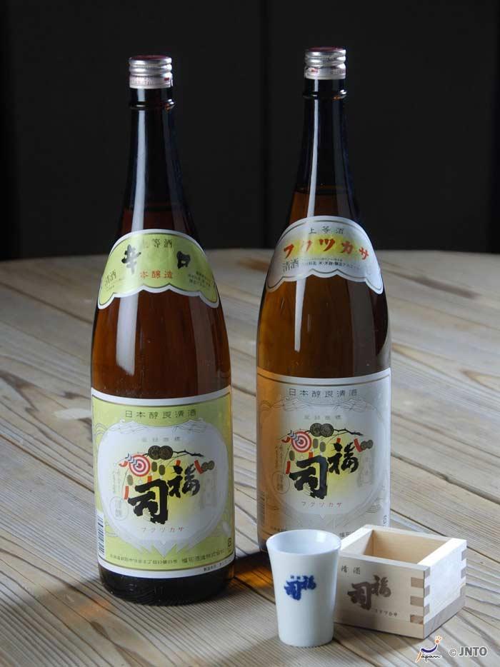 Рисовое пиво (сакэ)