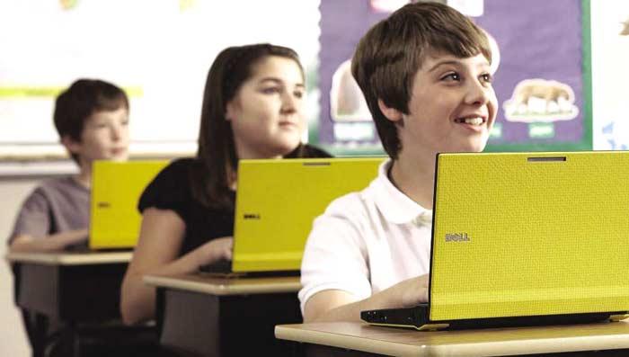 Один школьник – один ноутбук