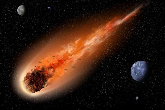 Топ 10  Самые опасные (близкие) кометы