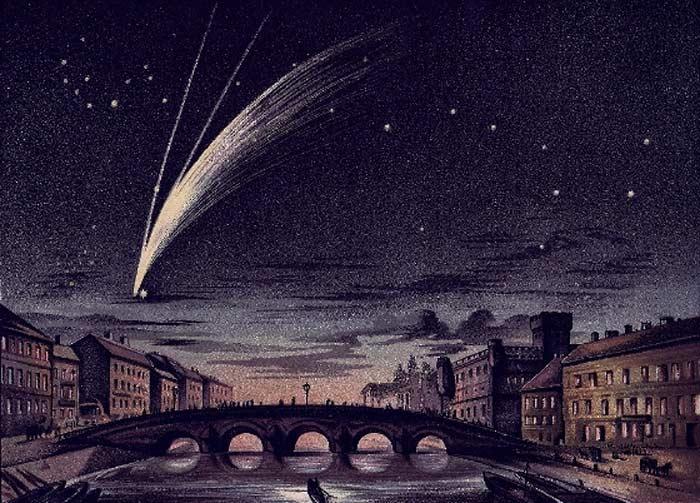 Комета C/1743 C1