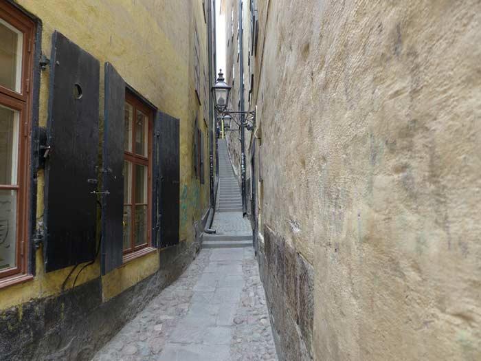 Переулок Мортена Тротцига